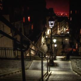 Escalier Nocturne