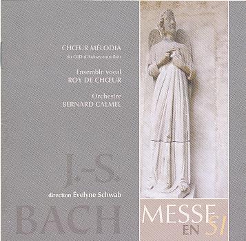 JS Bach - La Messe en si min