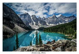 Alberta Moraine Lake