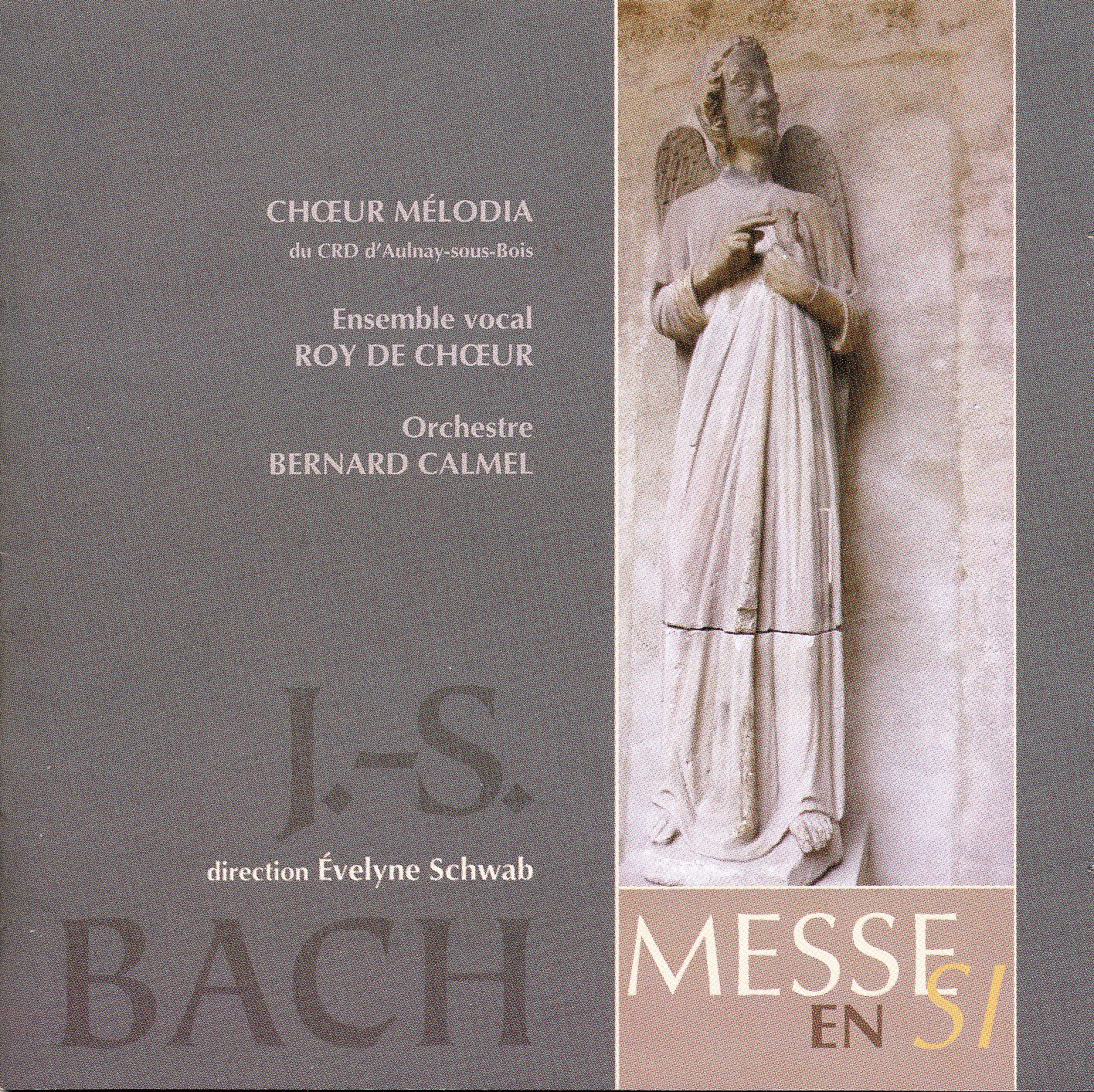 La Messe en si de J.S. Bach