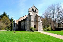 Eglise de Lestard