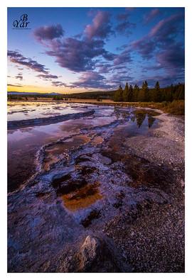 Yellowstone Paysage