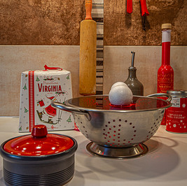 Chris Christmas Kitchen