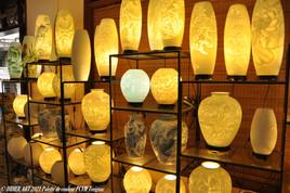 Vietnam Lumière jaune