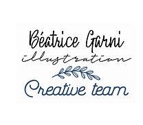 Béatrice Garni Logo