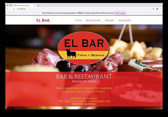 El-Bar Website
