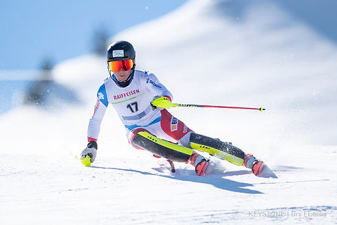Maurus Sparr Skifahren