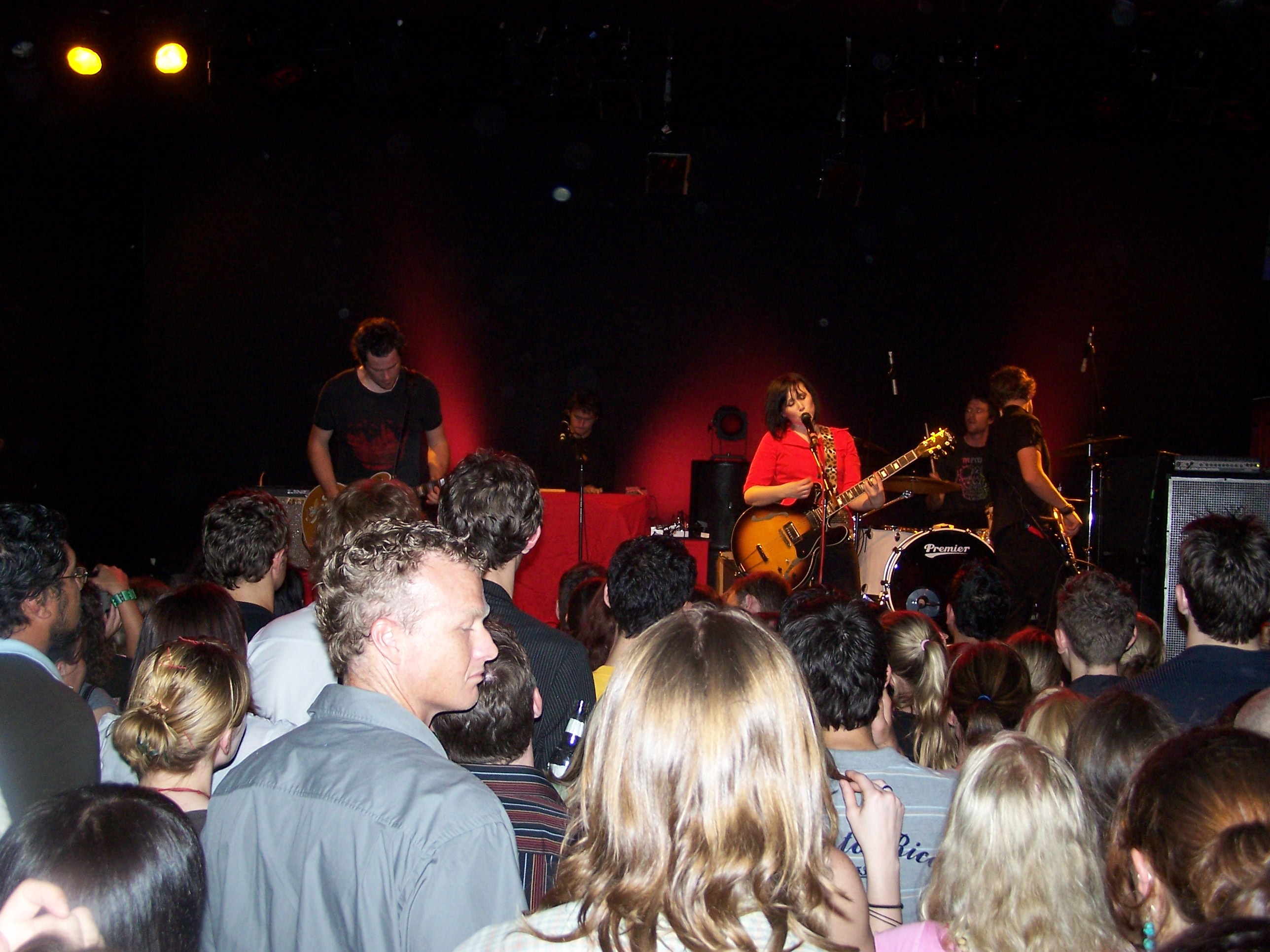 performance, Tivoli, Brisbane