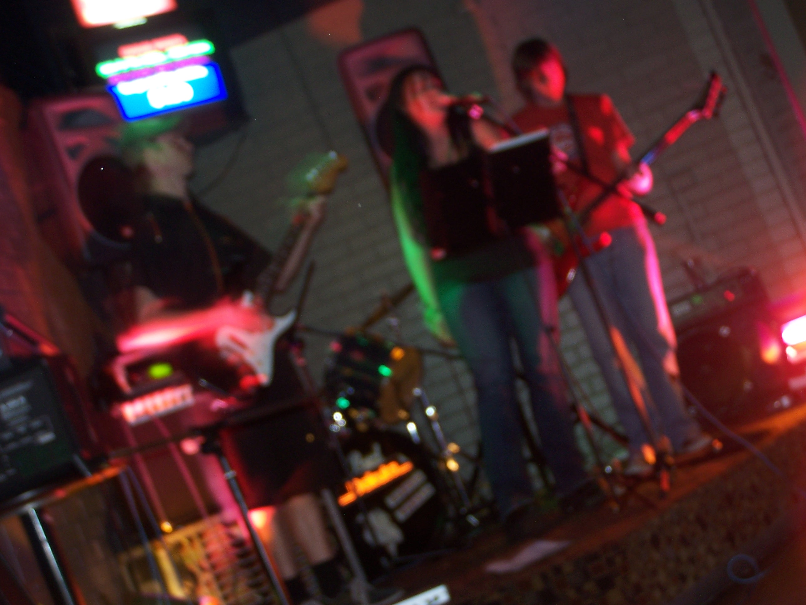 Angie & the Band