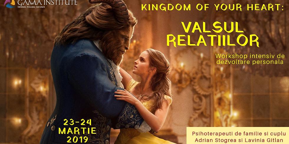 Valsul relatiilor - Kingdom of Your Heart