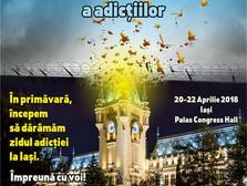 Conferinta pe tema adictiilor la Iasi