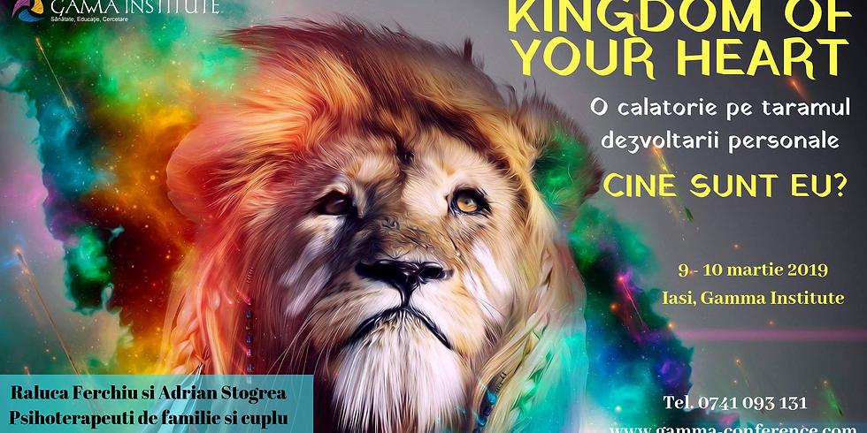 Kingdom of your Heart - Cine sunt eu?