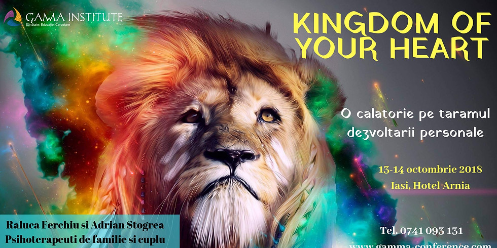 Kingdom Of Your Heart