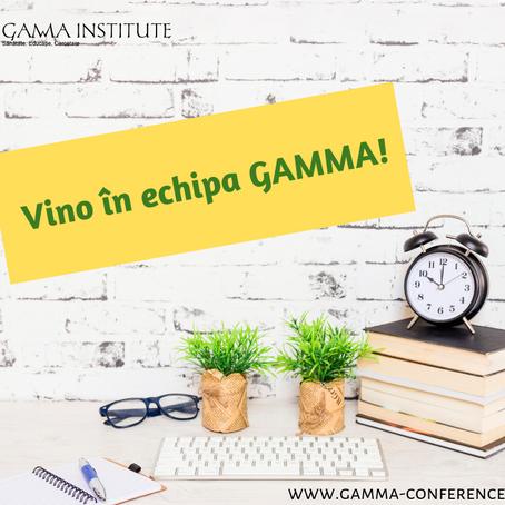Institutul Gamma de psihologie angajeaza Asistent Manager