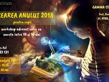 Crearea anului 2018 - workshop pentru copii
