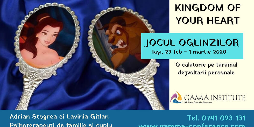 Kingdom of your Heart - Jocul oglinzilor