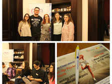 Cum a fost la workshop-ul cautatorilor de vise - Stand-Up Psychology for Youth