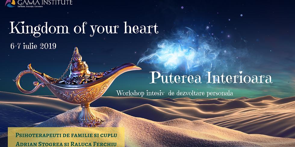 Puterea Interioara - Kingdom of Your Heart
