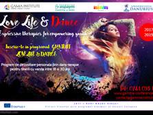 Programul de dezvoltare personala LOVE Life & Dance