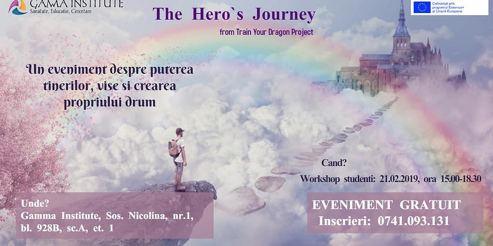 The hero's journey - workshop de dezvoltare personala