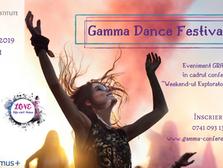 Gamma Dance Festival - Eveniment GRATUIT de dezvoltare personala