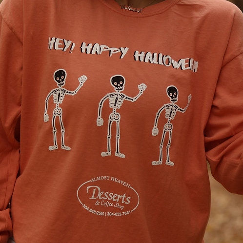 Halloween Long Sleeve shirt