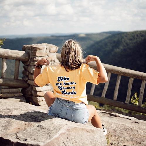 """Country Roads"" Shirt"