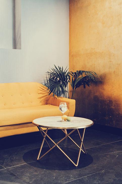 Canalla, spicy bar, Granada, consentido estudio, decoración, pub, Juan Antonio Partal, interiorismo, chester, celosía, dadra mobiliario, decoración vintage Sevilla