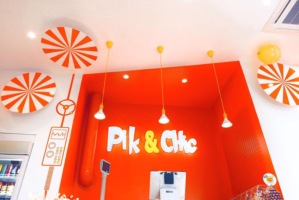 PIK&CHIC, JAÉN, CANDY SHOP, TIENDA DE CH