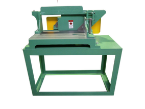 木口削り機 製作