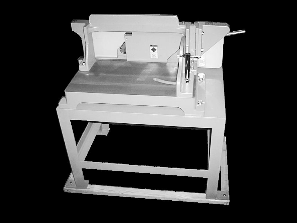 木口削機D型