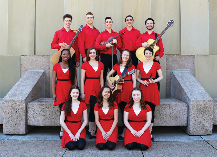 Charlottetown Festival Young Company