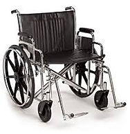 Special width wheelchair