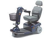 3 Räder standar Scooter