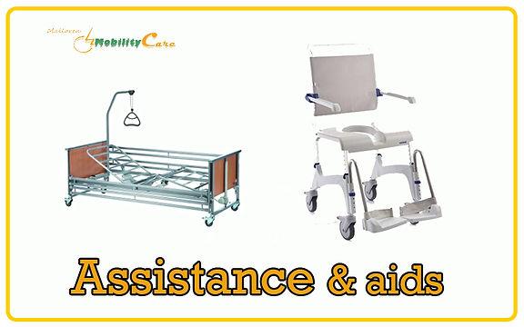 Assistance & aids