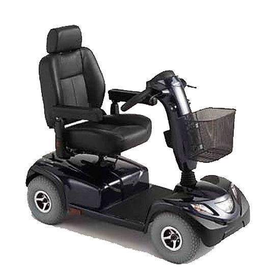 4 Räder XXL Scooter