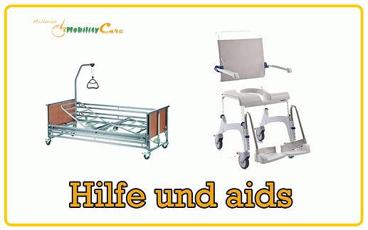 Hilfe und aids