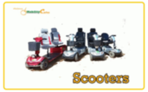 Scooters Mobilitycare