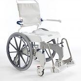 Shower chair big wheels