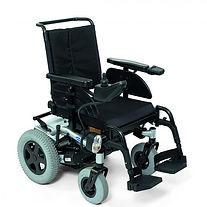 Silla de ruedas eléctrica Mobilitycare