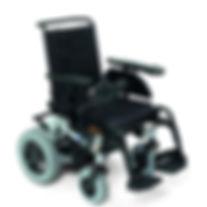 Rollstühle und Gehhilfen