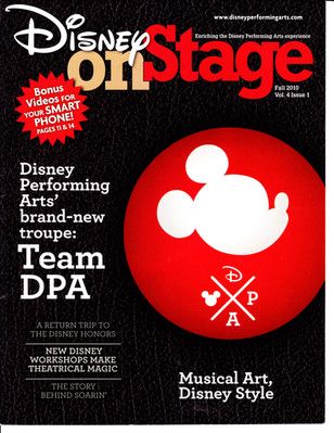 Disney On Stage