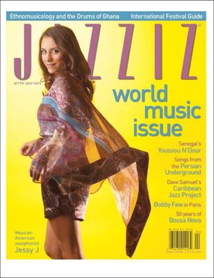 Jazziz Cover