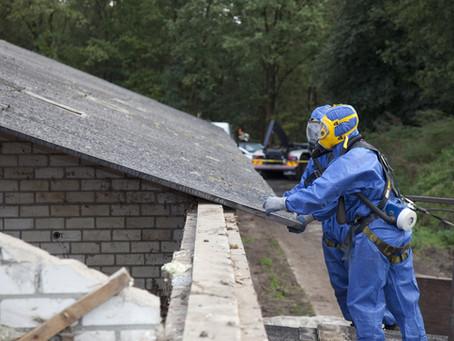 Asbestos, HAZMAT, my house, cancer?