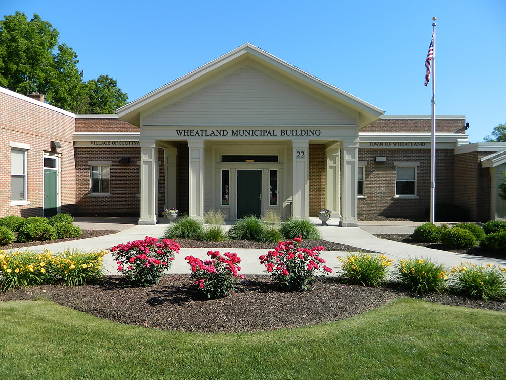 Wheatland Municipal Building