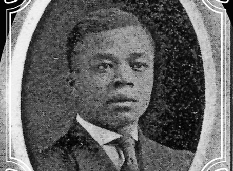 Son of Former Slave Becomes Successful Physician