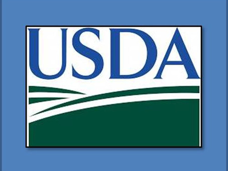 USDA REDI Program Award