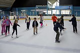 Recreation Programs Youth Learn to Skate