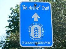 Scottsville Be Active Trail