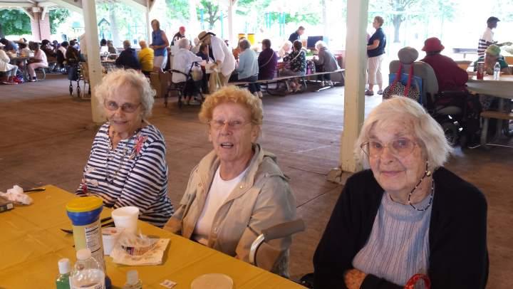 Salute to Seniors at Charlotte Beach